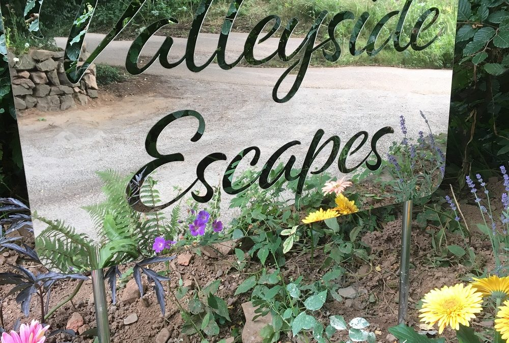 Reflections and reactions: The launch of Valleyside Escapes