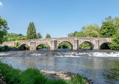 Bickleigh Bridge, Devon