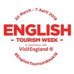 English Tourism Week Logo
