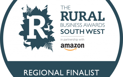 Finalists for the Rural Business Awards in two categories!