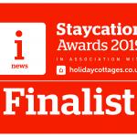 Staycation Awards Finalist