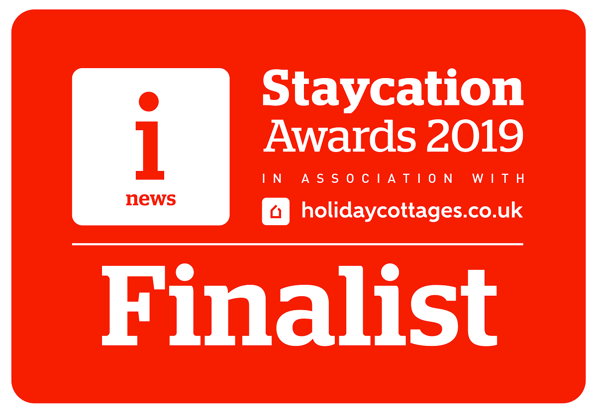 Staycation Awards Finalist