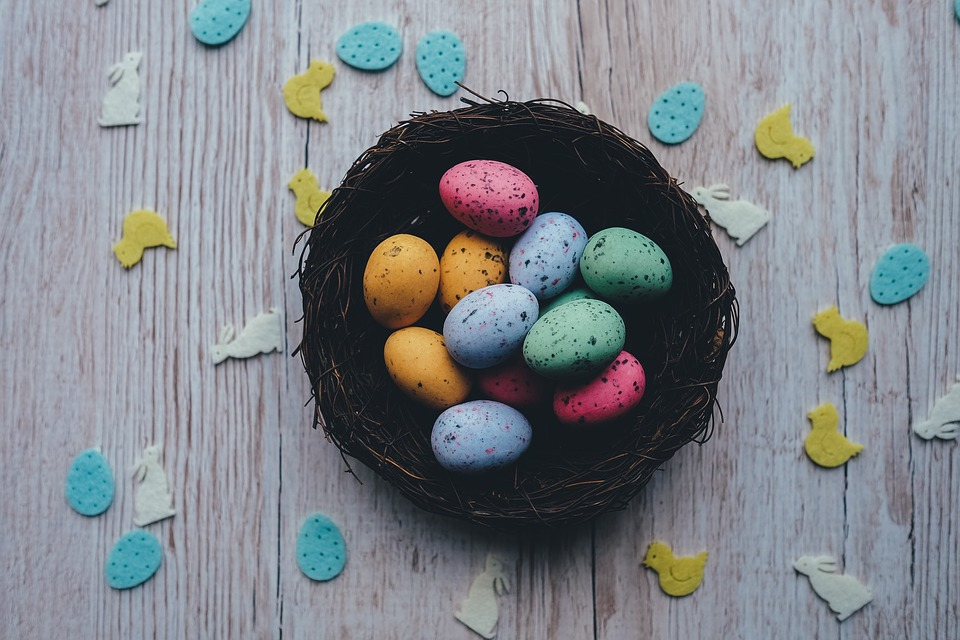Easter events near Valleyside Escapes
