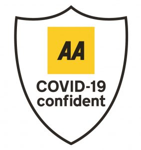 AA Covid-19 Confident accreditation