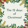 Valleyside Escapes version of the 12 days of Christmas