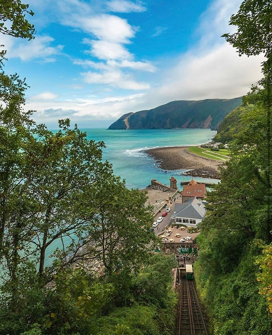 Lynton and Lynmouth Railway