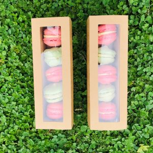 Valleyside Escapes Birthday Macarons