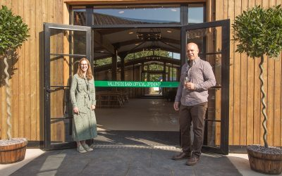 Valleyside Barn has launched!