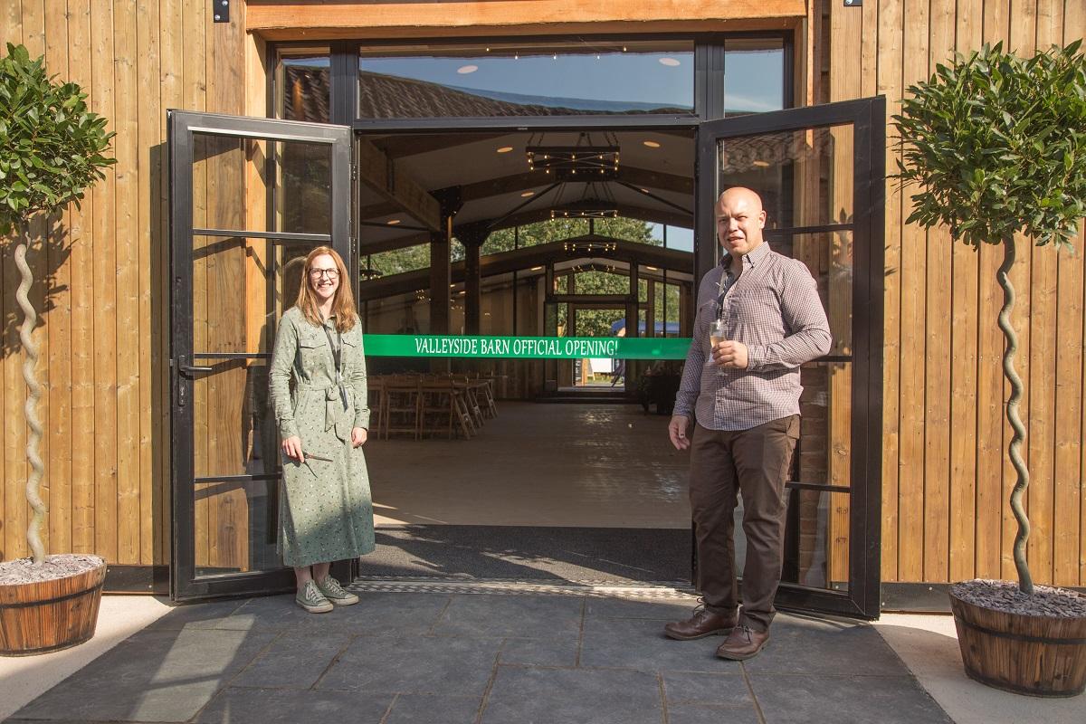 Valleyside Barn Opening